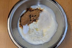 Traumhaftes Raffaello Ananas Dessert 2