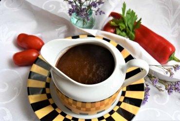 Bratensoße mit Kakao Rezept