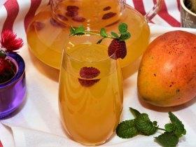 Morgentau Tee Mango