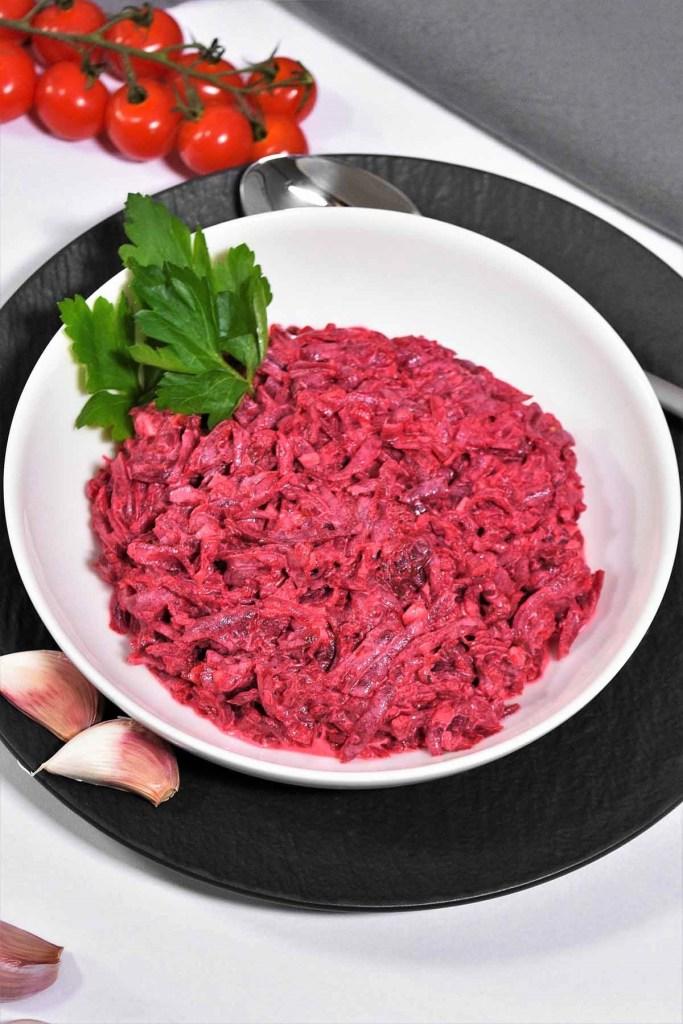 Rote Bete Salat-Gesund-ballesworld