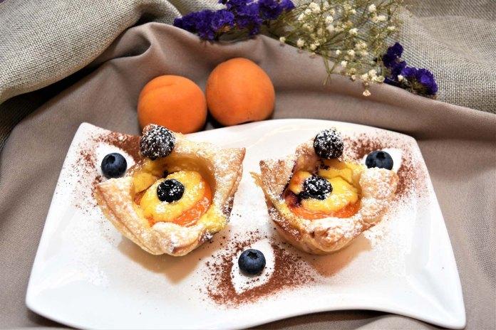 Aprikosen Muffins Dessert