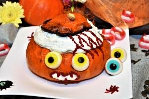 Ein gruseliges Dessert zu Halloween Rezept
