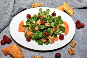 Gesunder Feldsalat Rezept