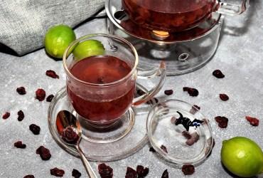 Cranberry Tee Rezept