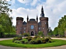 Das Schloss Moyland