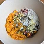 Hackbällchen mit Reis in Kräutersoße Rezept