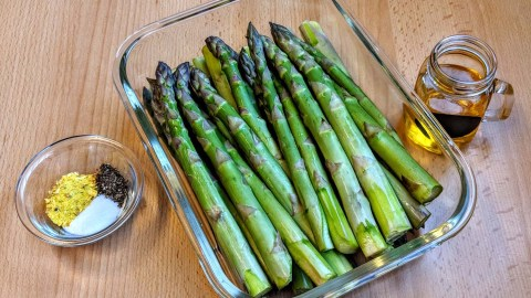Spargel-Snack-Party Snacks