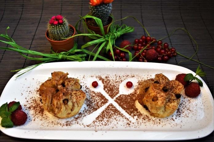Blätterteig Muffins Dessert BallesWorld