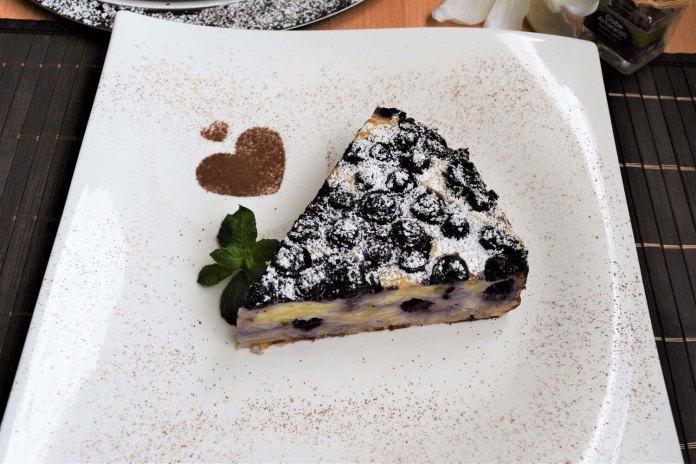 Süßer-Nudelkuchen-Dessert