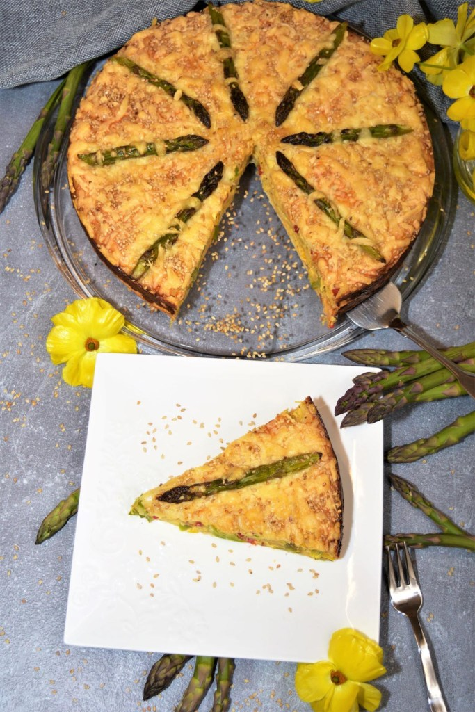 Tortilla Spargel Kuchen BallesWorld