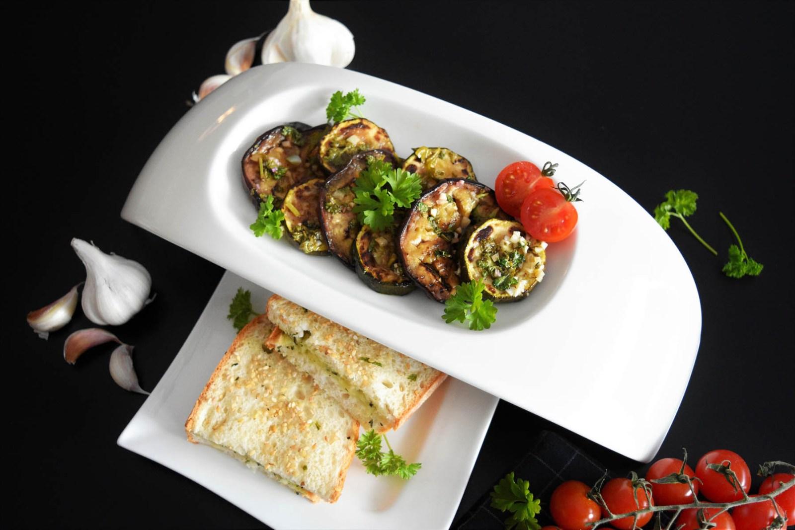 Antipasti Salat nach mazedonischer Art Rezept