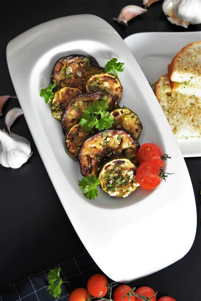 Antipasti Salat nach mazedonischer Art