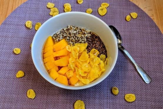Mein Energie-Frühstück Rezept