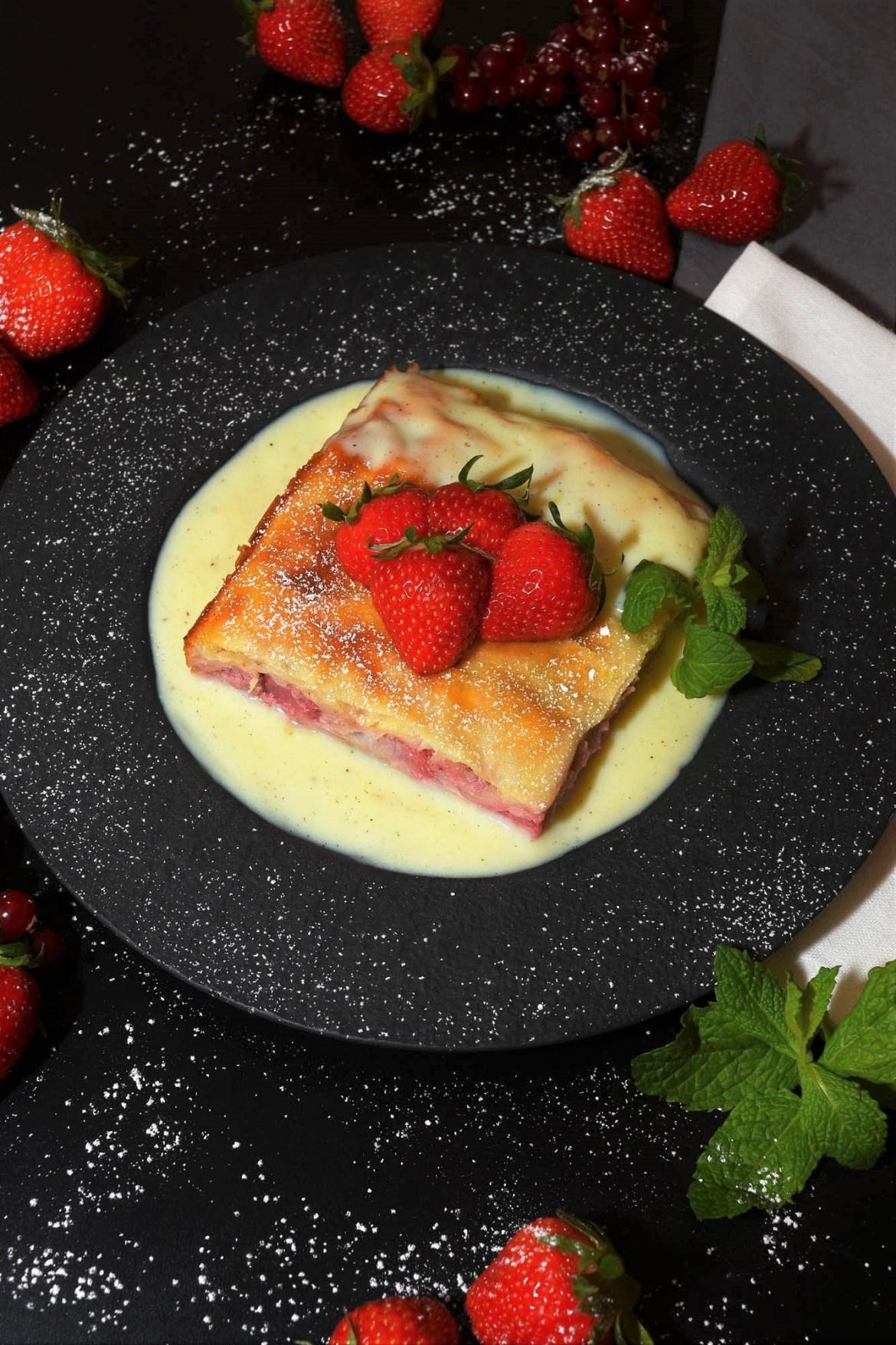 Schichtkuchen mit Joghurt-Erdbeeren Rezeptideen