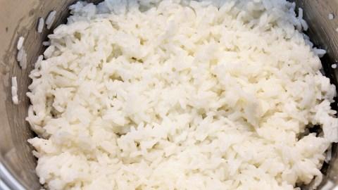 Exotisches Reis Dessert
