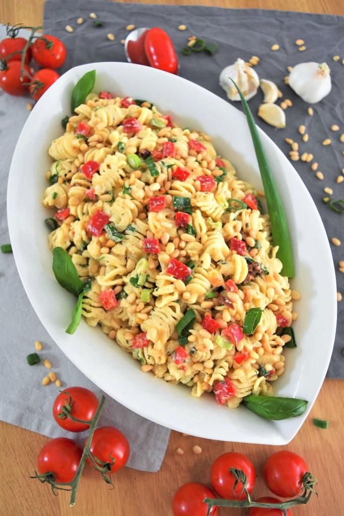 Nudelsalat vom Feinsten-beste pasta salat-ballesworld