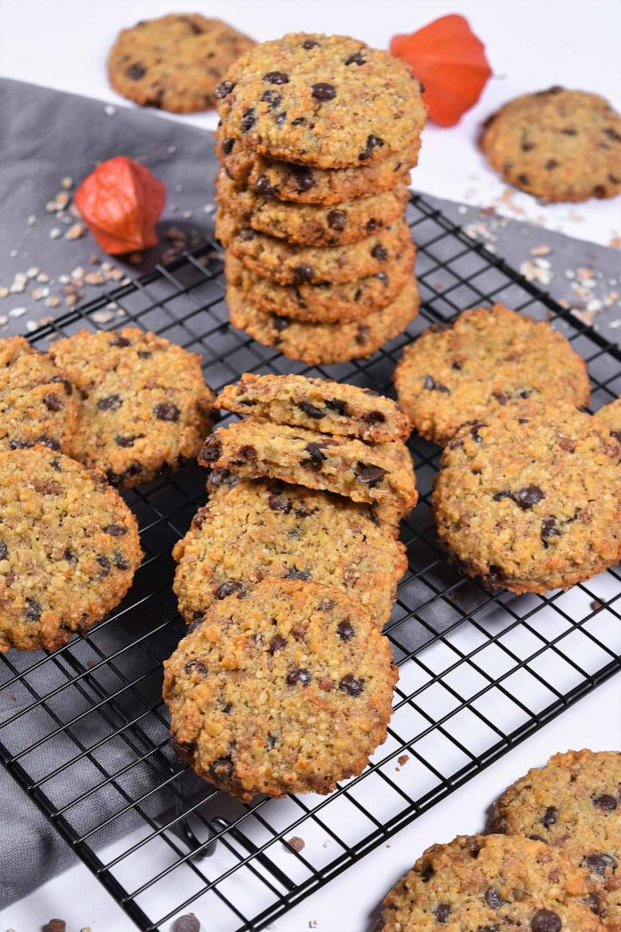 Paranuss Müsli Cookies-Keksen-ballesworld
