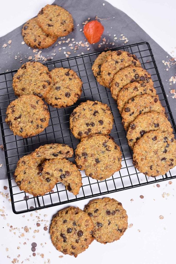 Paranuss Müsli Cookies-Kleingebäck-ballesworld