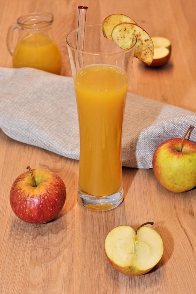 Ananas Apfelessig-Gesundes Drink-ballesworld