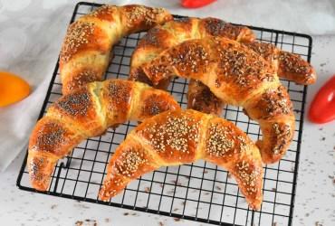 Kernige Croissants -Rezept-ballesworld