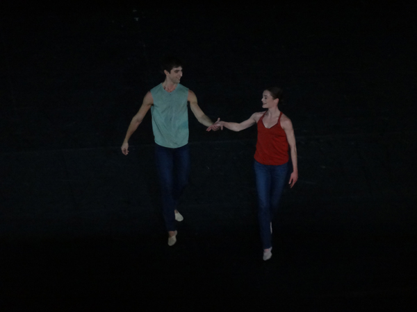 Together Alone (Benjamin Millepied)