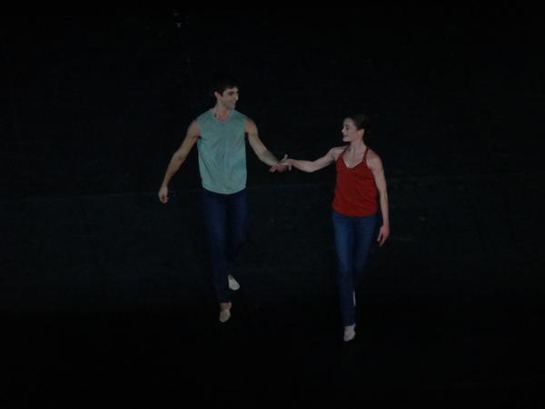 Together Alone (Benjamin Millepied)