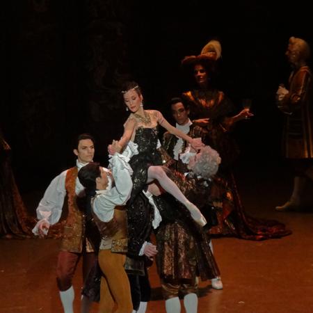 Manon et les Gentilhommes