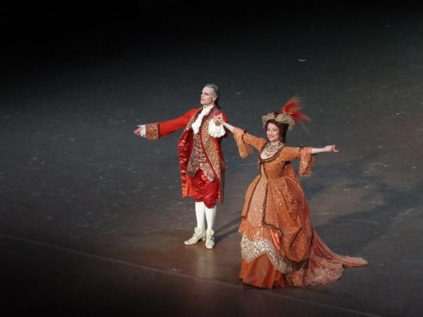 Monsieur de G.M. et Madame