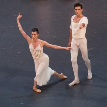 Laura Hecquet et Audric Bezard