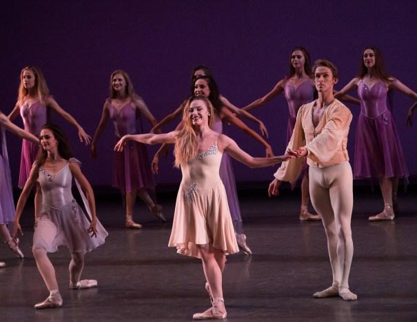 Walpurgisnacht Ballet - Lauren Lovette, Sara Mearns er Adrian Danchig-Waring
