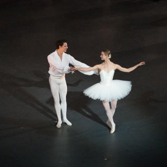 Léonore Baulac et Germain Louvet