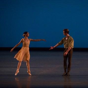 Dances at a Gathering - Tiler Peck et Chase Finley