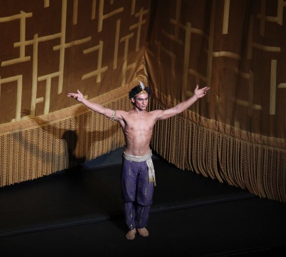 Ivan Vasiliev, Le Corsaire, American Ballet Theatre, June 6, 2013