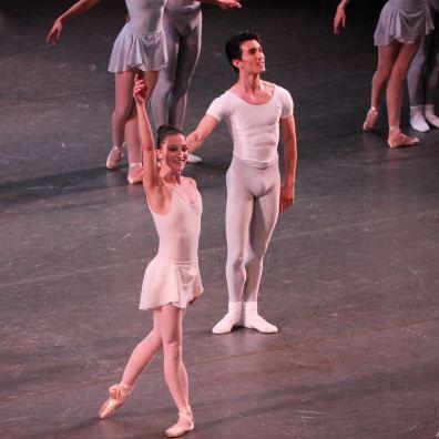 Ashley Bouder, Anthony Huxley, Square Dance