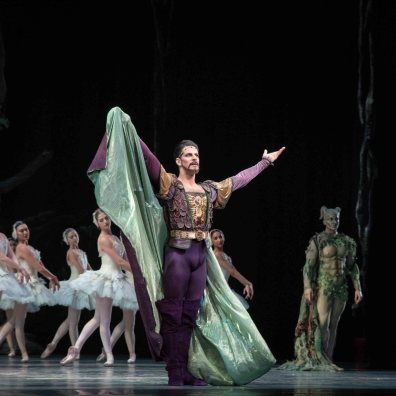Marcelo Gomes, Swan Lake, June 15