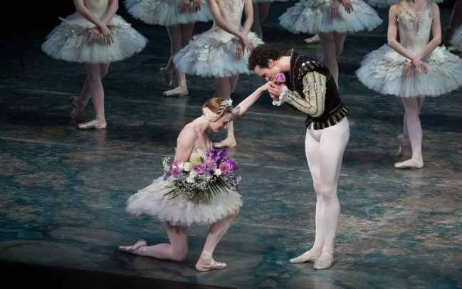 Gillian Murphy and Cory Stearns, Swan Lake