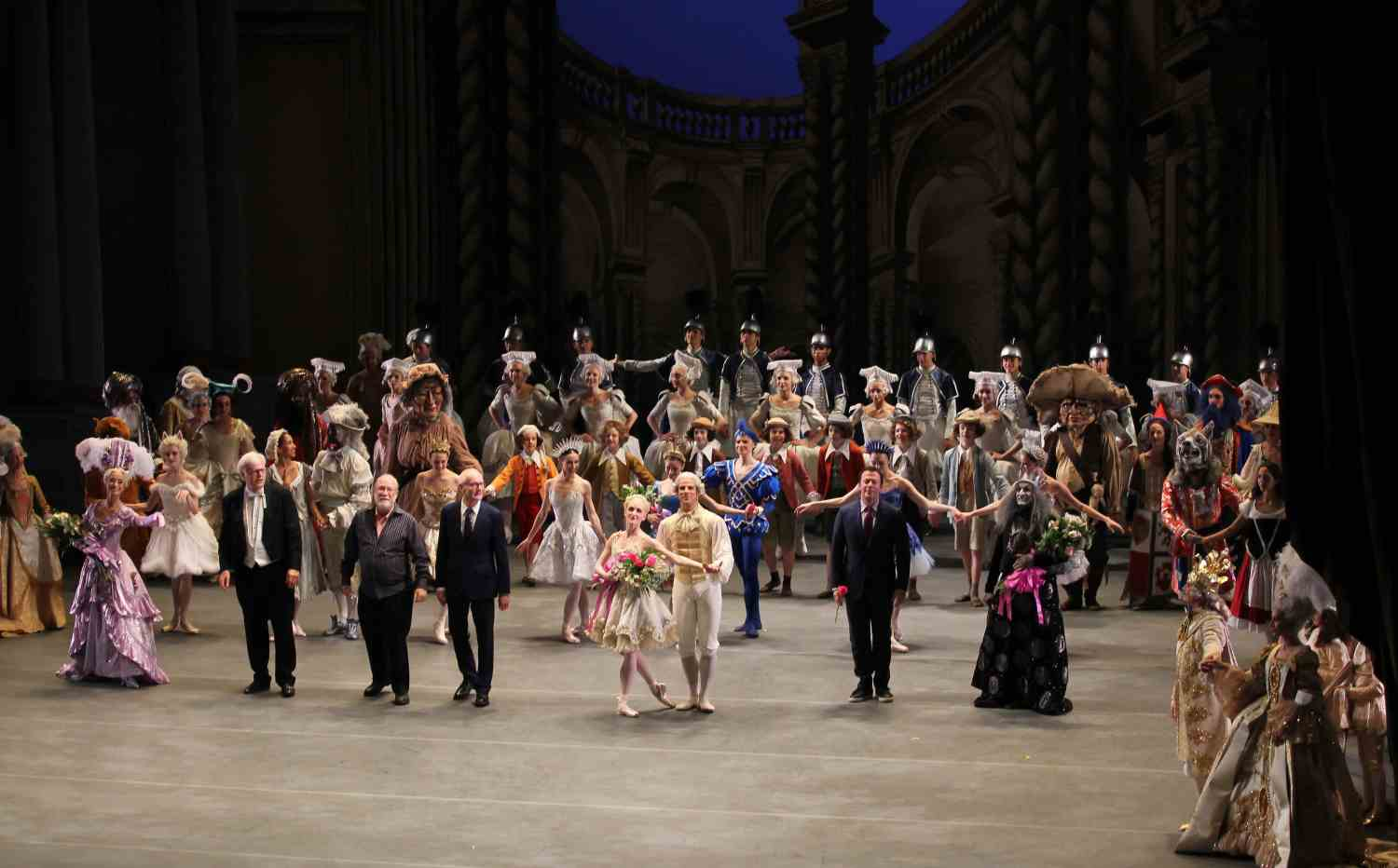 Alexei Ratmansky The Sleeping Beauty, May 29, 2015