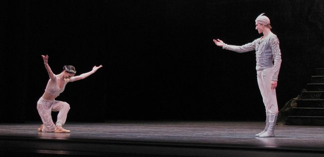 Polina Semionova and David Hallberg, La Bayadere, May 26, 2012