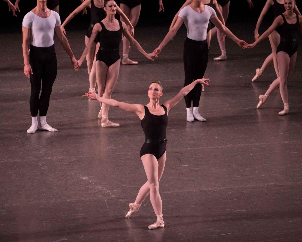 Ashley Bouder, The Four Temperaments