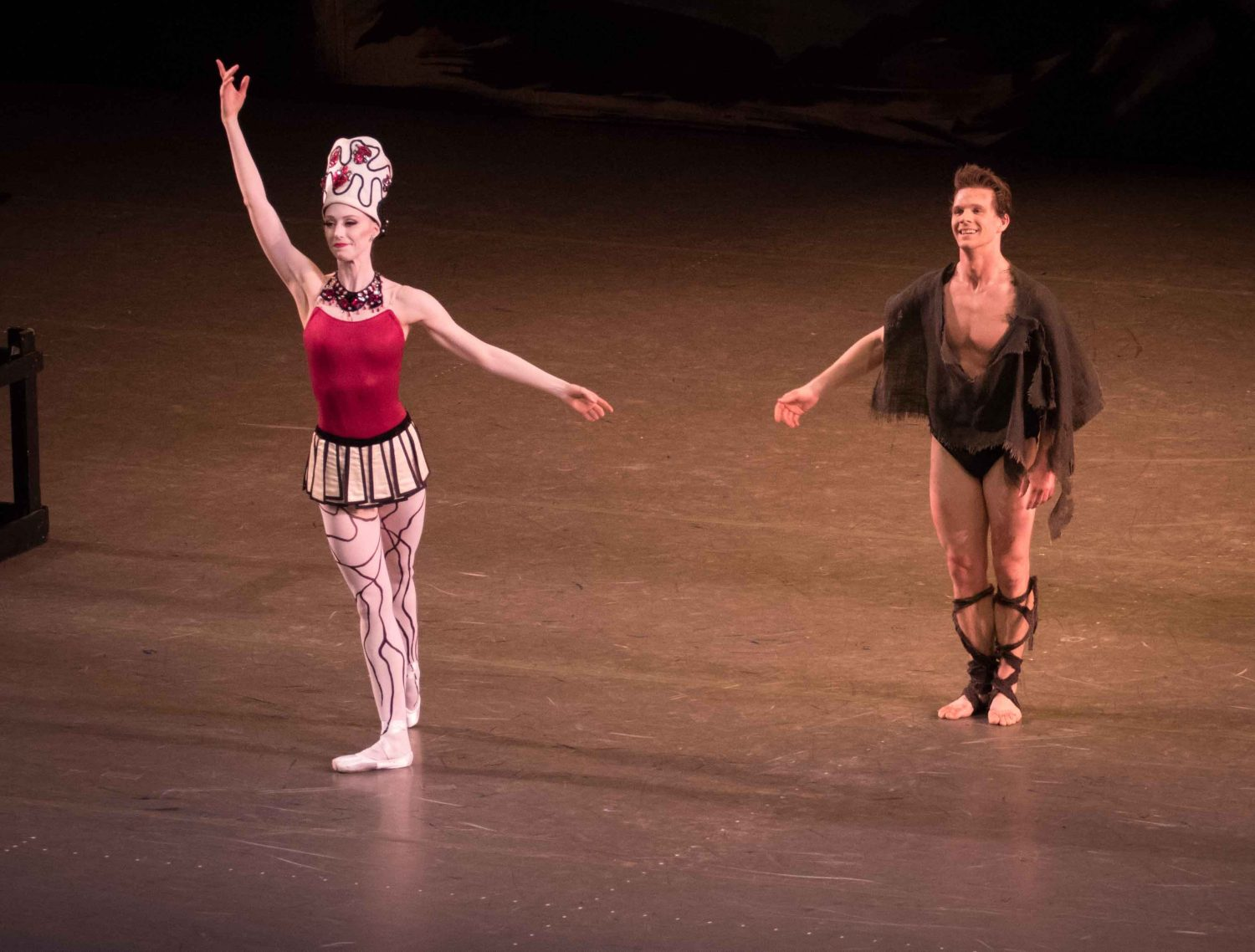 Teresa Reichlen and Danial Ulbright, Balanchine Short Stories