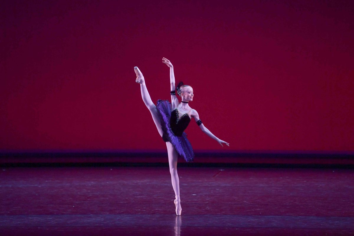 YAGP Competition at Lincoln Center