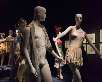 Daphnis and Chloe costumes by Marc Chagall