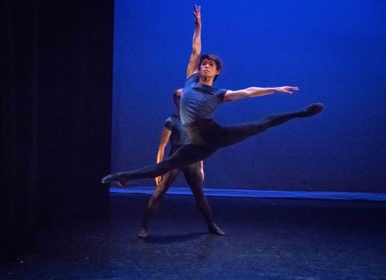 Ellison Ballet Showcases Young Talent-Taro Kurachi