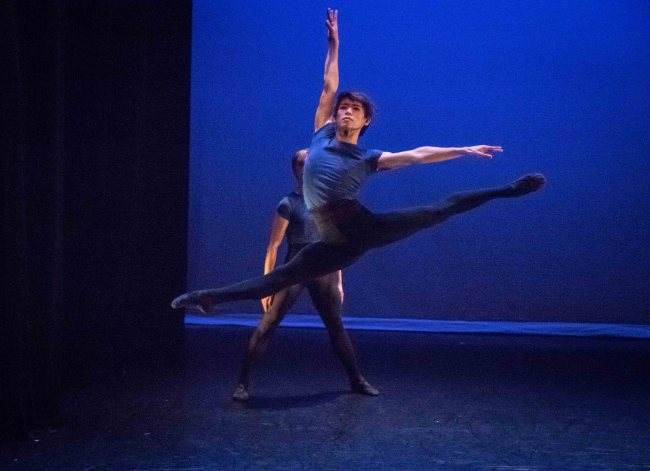 Ellison Ballet Showcases Young Talent-Taro Kurachi