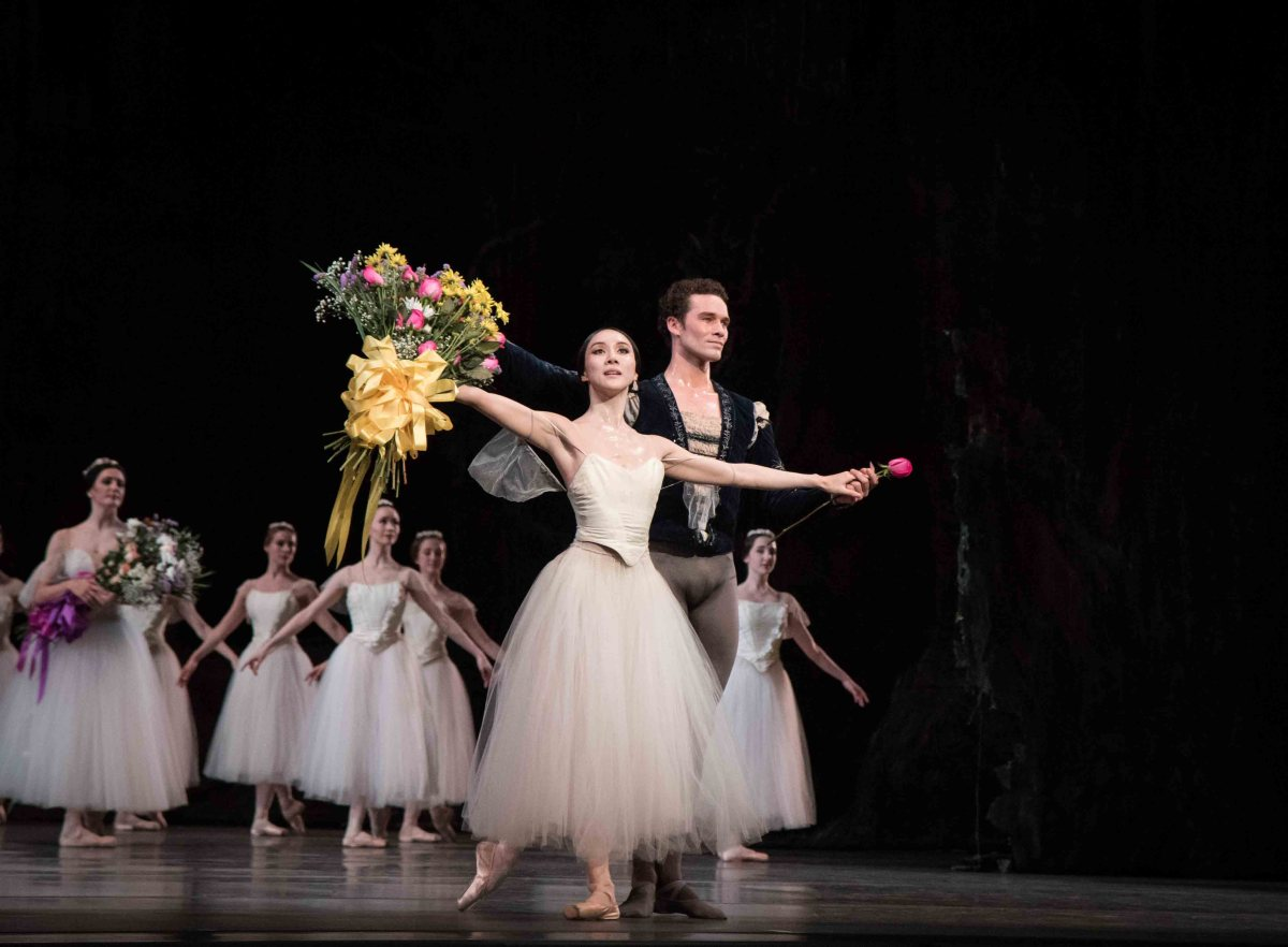 ABT Giselle Review: Gomes, Hallberg, Stearns