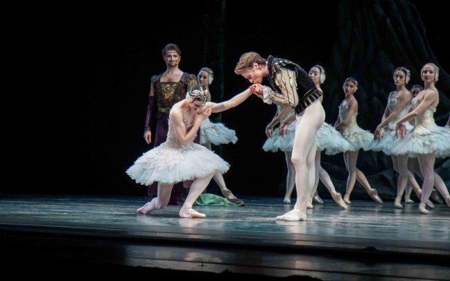 Sarah Lane ABT Swan Lake debut with Daniil Simkin