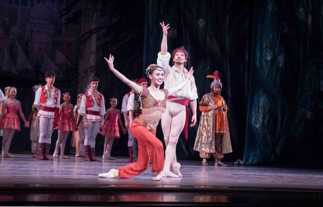 ABT Le Corsaire review