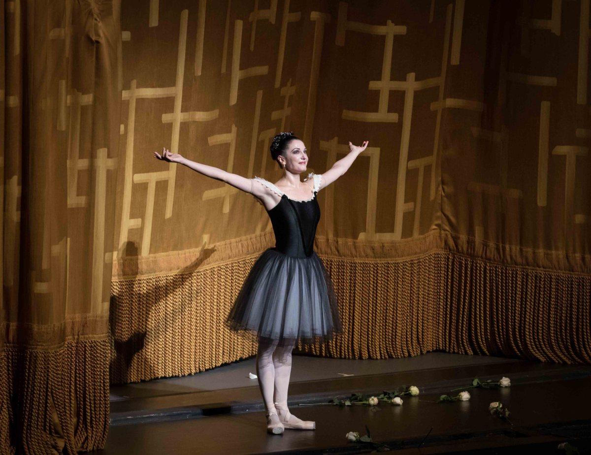 Veronika Part final performance