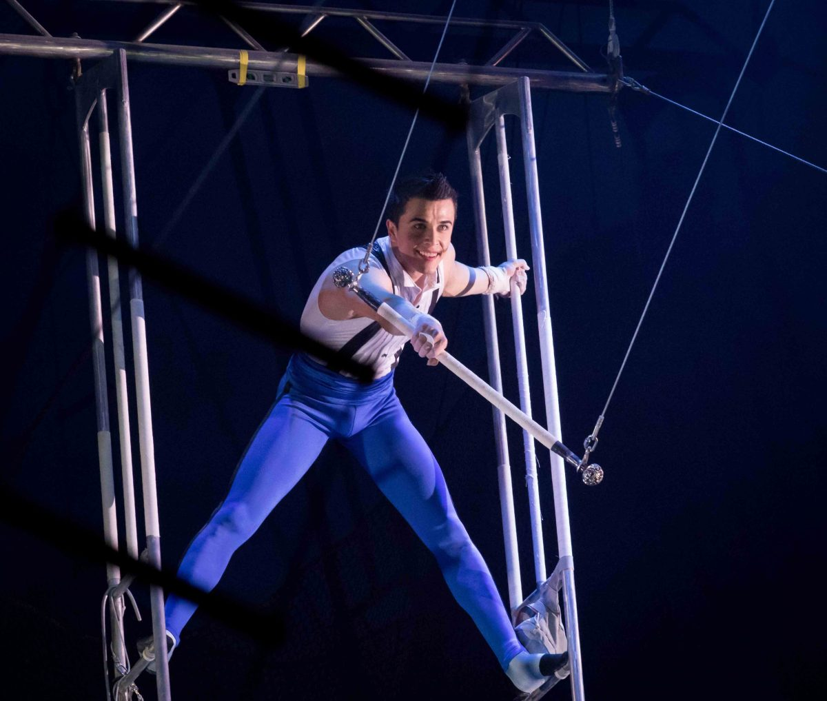 Ammed Tuniziani Big Apple Circus is Back