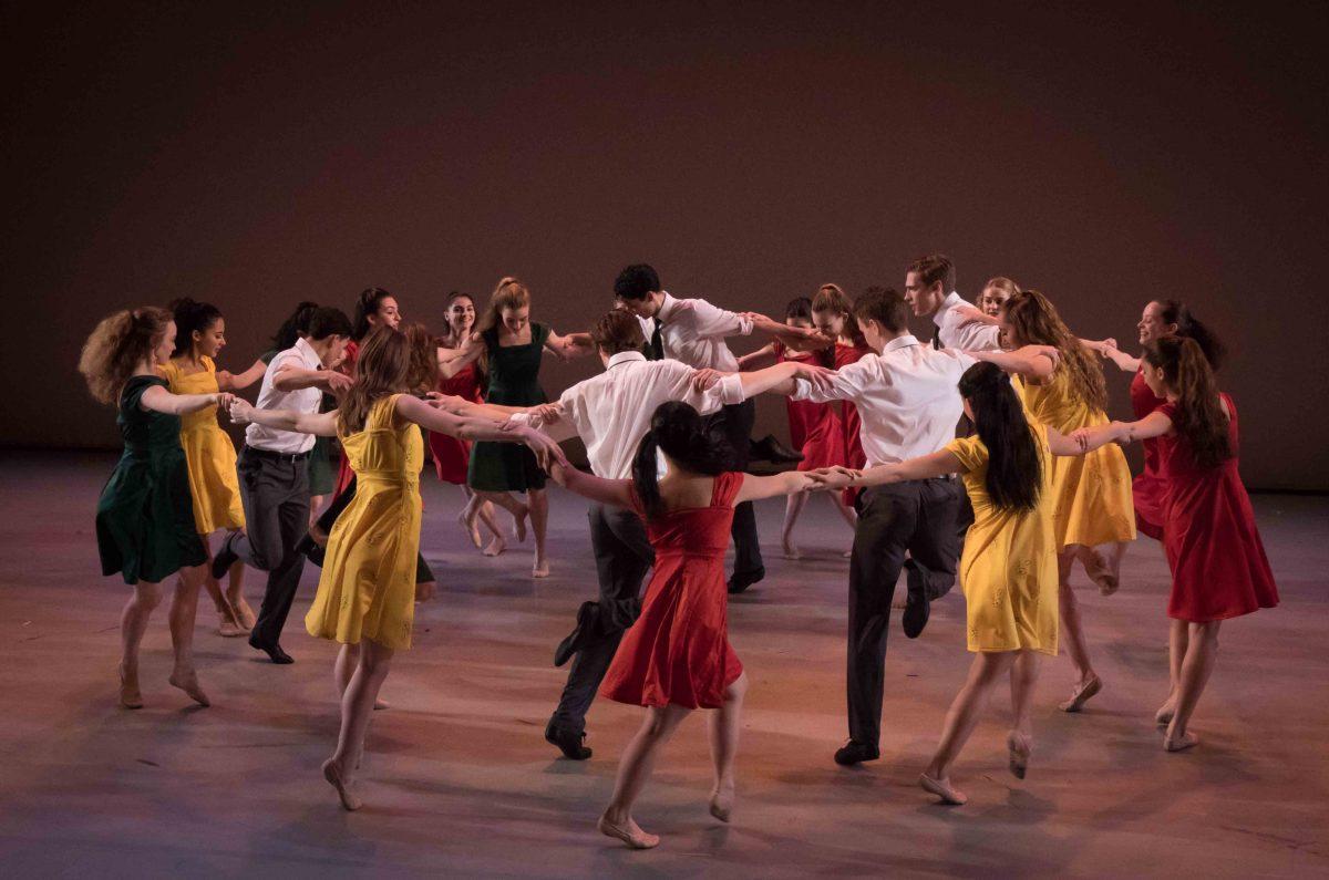 Ballet Academy East Winter Performance
